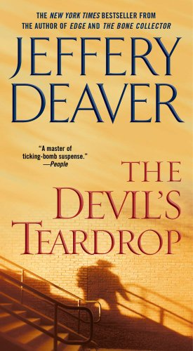 The Devils Teardrop by Jeffrey Deaver