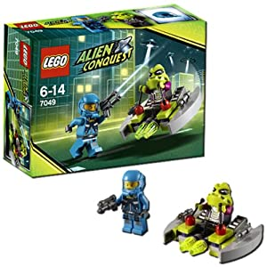 Lego Alien Conquest Alien Striker - 7049