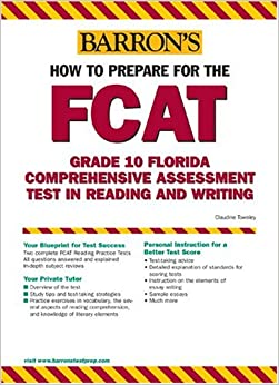 the florida comprehensive assessment test fcat essay The state is stepping up its standards on the written portion of the florida comprehensive assessment test to prepare for coming tougher national standards.