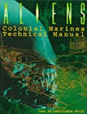img - for Aliens Colonial Marines Technical Manual book / textbook / text book