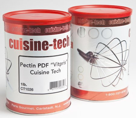 Cuisine tech pectin pdf vitpris baking bounty for Pectine cuisine