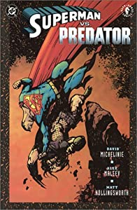 Superman vs. Predator by David Michelinie