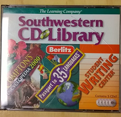 The Learning Company Southwestern CD Library - 1
