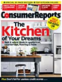 Consumer Reports (1-year auto-renewal)
