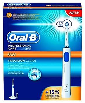 Brosses � dents �lectriques ORAL B PROFESSIONA LCARE 650 BLEU