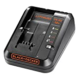 BLACK+DECKER 14.4-18 V Lithium-Ion 1 A Fast Charger