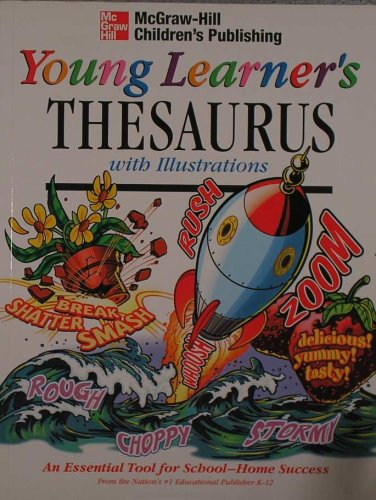 Young Learner's Thesaurus: With Illustrations