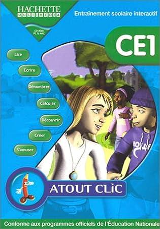 Atout Clic 2003 : CE1