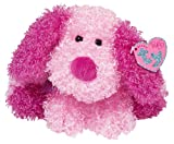 TY Sparkles the Dog Pinky Beanie Baby