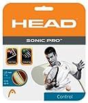 Head Sonic Pro Tennis String (White)