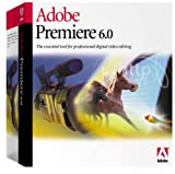 Adobe Premiere 6.0 Upgrade [Old Version]