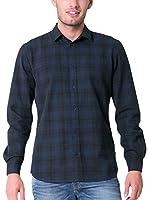 Big Star Camisa Hombre (Azul Noche)
