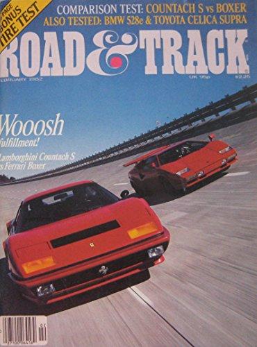 road-track-magazine-02-1982-featuring-lamborghini-ferrari-isotta-fraschini-toyota-celica-supra-road-
