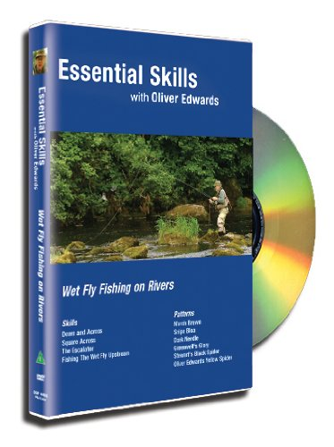 Essential Skills - Wet Fly Fishing On Rivers [DVD]