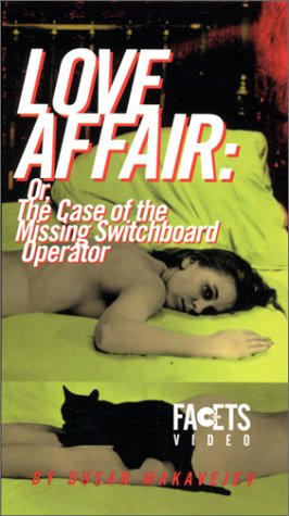 Love Affair: Or Case of Missing Switchboard [VHS] [Import]