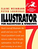 Illustrator 7 for Macintosh & Windows Visual Quick Start Guide (020169624X) by Weinmann, Elaine
