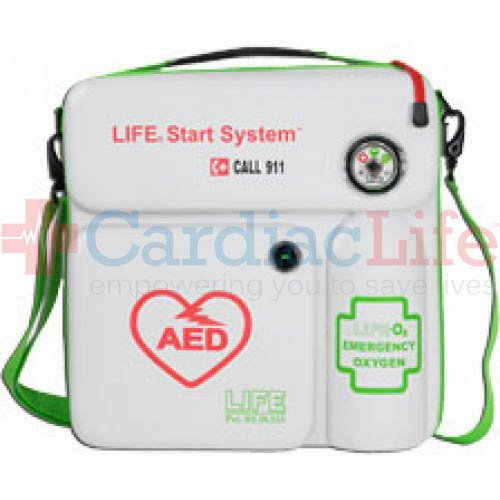 LIFE Start System Oxygen and AED Carry Case Combo Philips - LIFE-O2-LSS-Philips (Aed Machine compare prices)