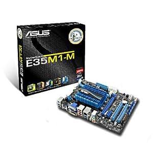 Asus E35M1-M - Placa base AMD (memoria DDR3, micro ATX)