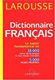 img - for Dictionnaire Francais (French Edition) book / textbook / text book