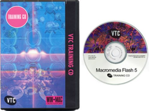 Macromedia Flash 5.0 Training CD