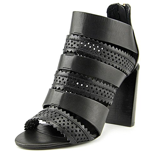 See By Chloe Star Perf Chelsey Donna US 8.5 Nero Sandalo EU 38.5