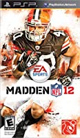 Madden NFL 12 - Sony PSP from Electronic Arts