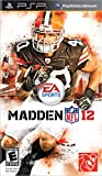 Madden NFL 12: Sony PSP: Video Games