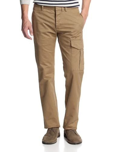 French Connection Men's Clean Washed Cargo Pants