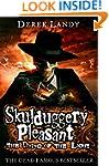 Skulduggery Pleasant (9) - The Dying...