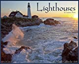 Lighthouses 2015 Wall Calendar