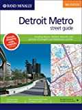 Rand McNally Detroit Metro Street Guide: Including Wayne, Oakland, Macomb, and Portions of Livingston and Washtenaw Counties with CDROM (Rand Mcnally Detroit Metro, Michigan Street Guide)