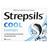 Strepsils Cool Lozenges Pack of 24