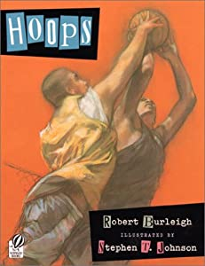 "Cover of ""Hoops"""
