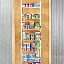 Adjustable Door Rack