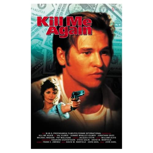 Nick Dimitri Wallpapers Me Again VHS Val Kilmer Joanne Whalley Pat Mulligan Nick Dimitri