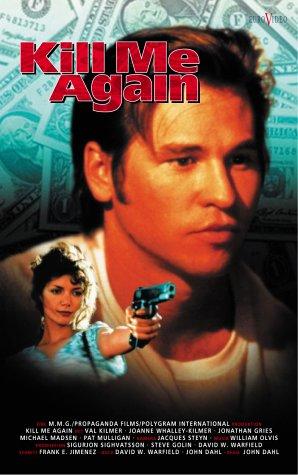 Kill Me Again [VHS]