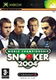 Cheapest World Championship Snooker 2004 on Xbox