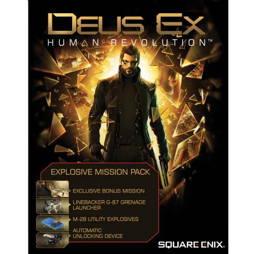 Deus Ex Human Revolution Explosive Pack [Download] (Explosives Targets compare prices)