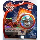 Special Attack Bakugan Elfine  Colors May Vary