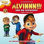 Superhelden (Alvin und die Chipmunks - Hörspiel 8) | Thomas Karallus
