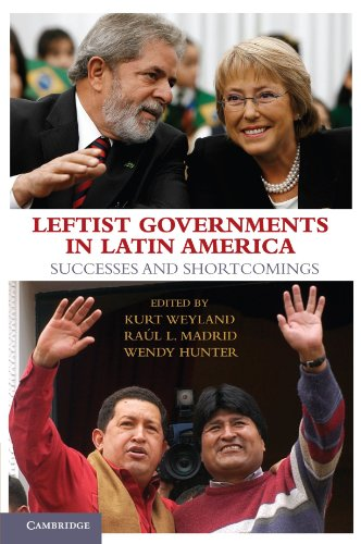 Leftist Governments in Latin America Paperback