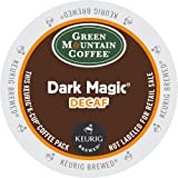 Keurig, Green Mountain Coffee, Dark Magic, Decaf, K-Cup packs, 72 Count