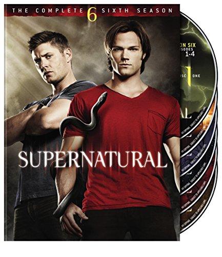 Supernatural: Season 6 (Supernatural Season 6 compare prices)