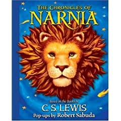 Chronicles of Narnia Pop-up Book