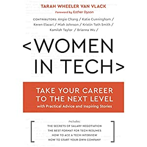 Women in Tech Audiobook
