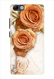Designer Printed Mobile Back Cover & Case For Panasonic P55 Novo - By Noise