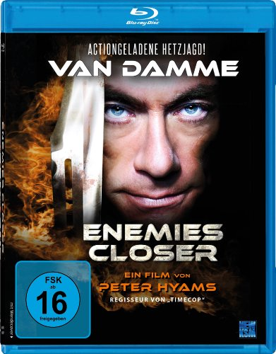 Enemies Closer - Bad Country [Blu-ray]