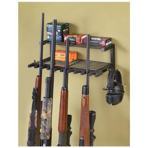 Hyskore Gun And Gear Rack