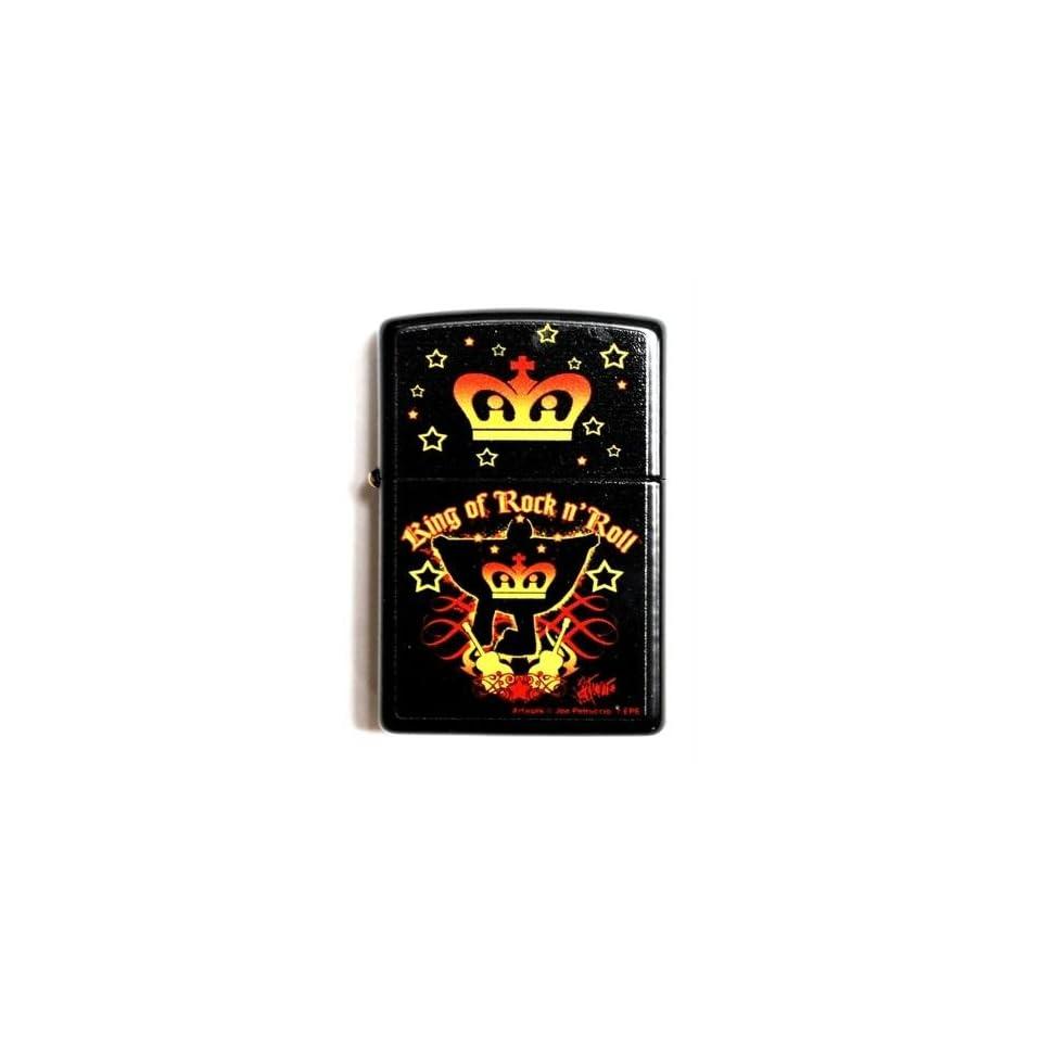 Zippo Limited Elvis King of Rock & Roll Zippo Lighter