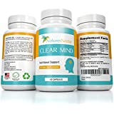 Migraine Relief Supplement ✮ With PA Free Butterbur Root ­ Feverfew Extract Riboflavin Plus Magnesium ✮For Maximum Prevention of Migraines And Headaches| 60 Capsules By Nature's Nectar